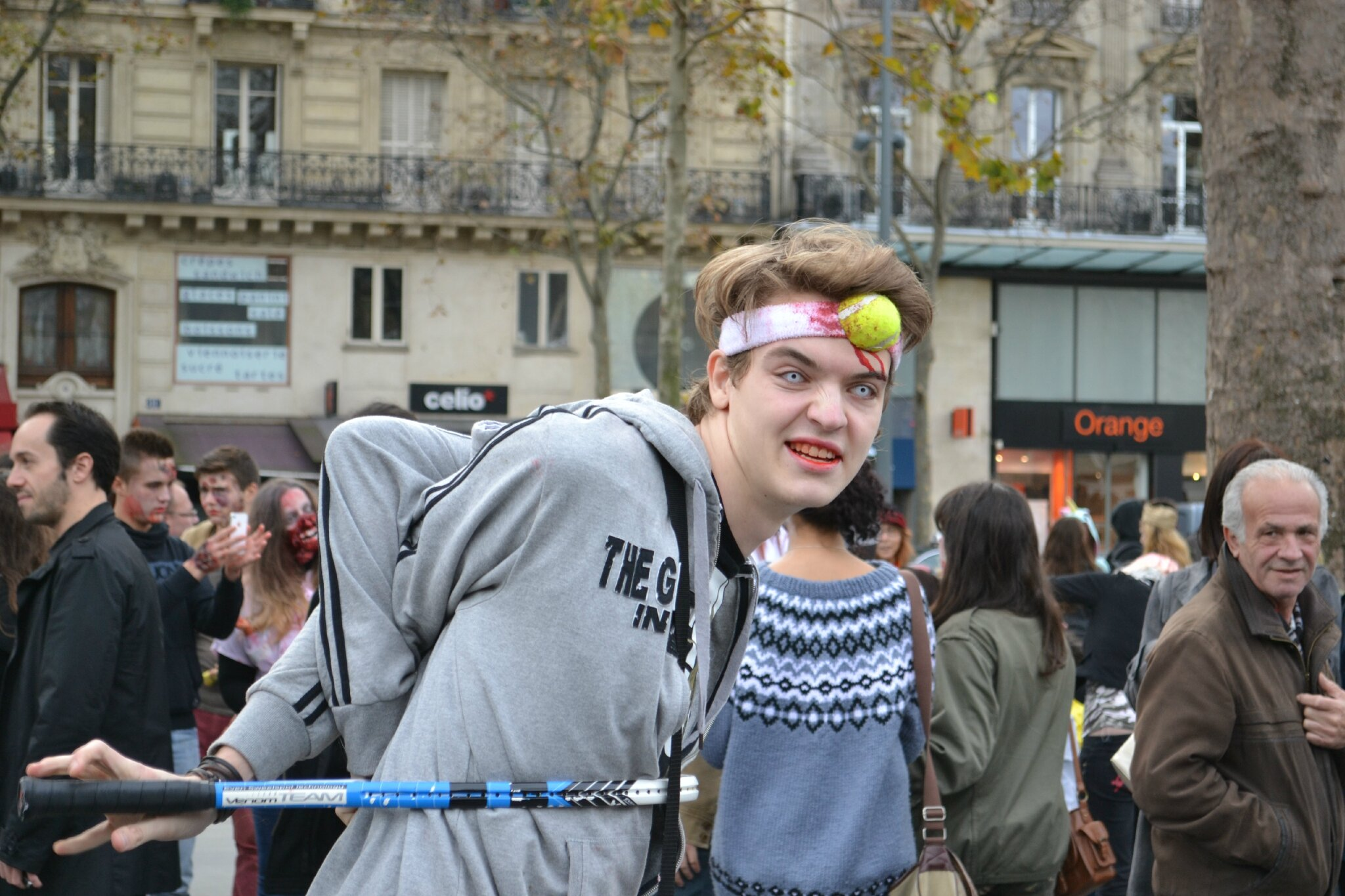 Zombie Walk Paris 2014 by Nico (23)