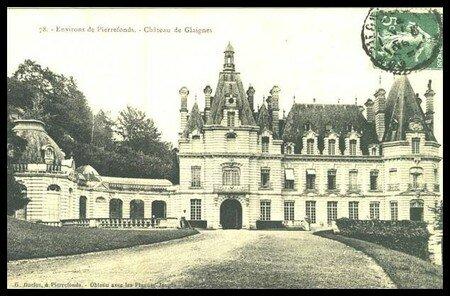 Glaignes_Chateau