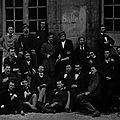 1852-1870 Elèves de l'Ecole normale supérieure