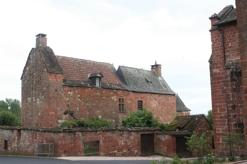 Collonges la Rouge 036