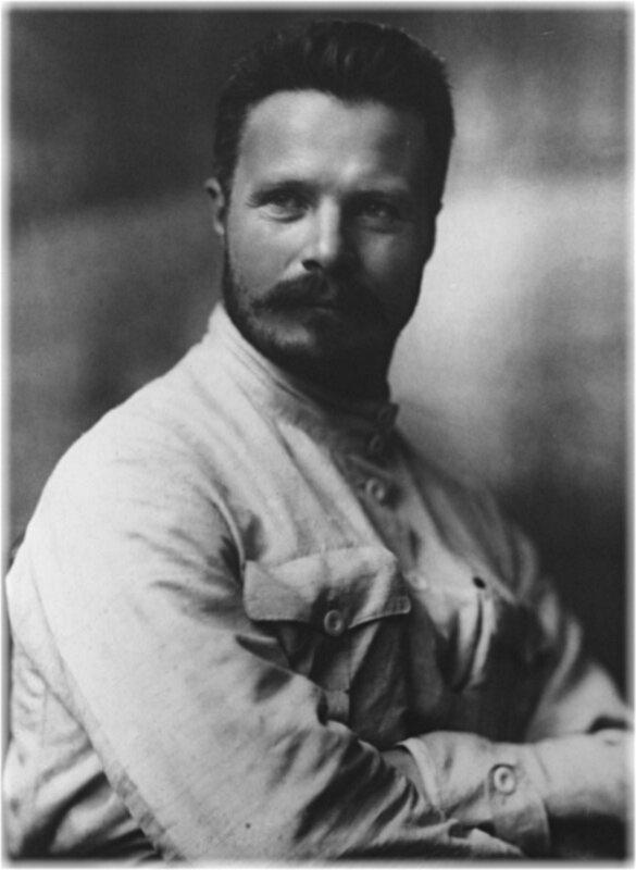1920-Mikhail Frunze