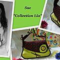 Nouveauté!!! sac collection lia
