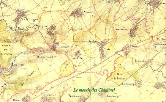 C comme CHEMINEL(LE)