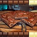 Gâteau avocat/chocolat