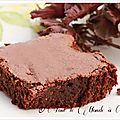 Brownies new-yorkais