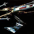 X-wing hot wheels elite series