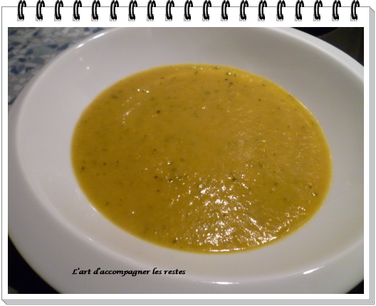 soupe courgettes pois chiches2