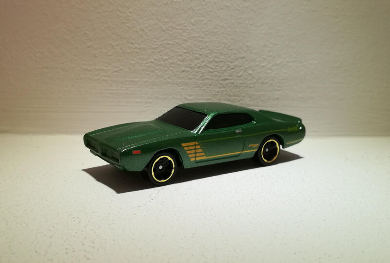 Dodge Charger de 1974 (Hotwheels)