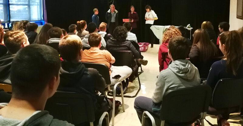 COBAST 2019 ADDICTIONS GAME OVER DOSE collégiens acteurs