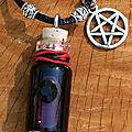 le talisman de protection magique