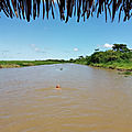 Rivière Kaw - baignade