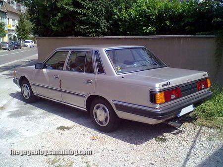 Nissan cedric 280 SGL (Illkirch) 02