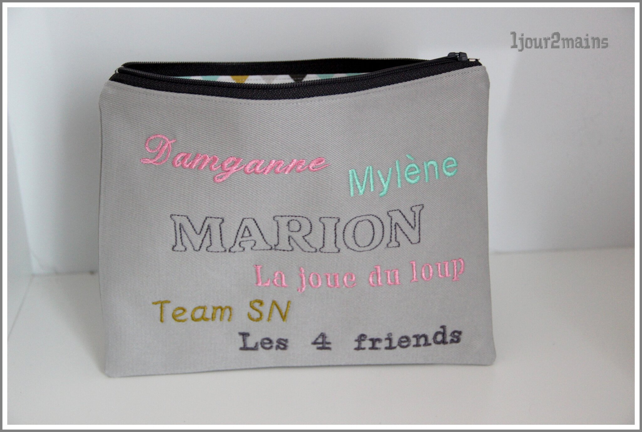 trousse marion face