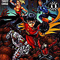 Dc comics teen titans 2003 / 2011