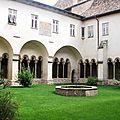 L'église franciscaine de bolzano
