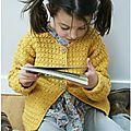 Catégorie 10 / Gilet fille 5/6 ans (C)