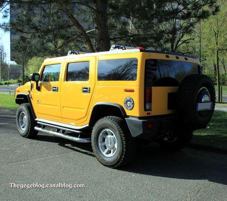 Hummer H2 (Retrorencard avril 2012) 02