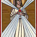 Marie mère de la miséricorde divine
