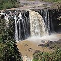 chutes du Nil
