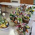 2013/04 Atelier Floral PAQUES 2013