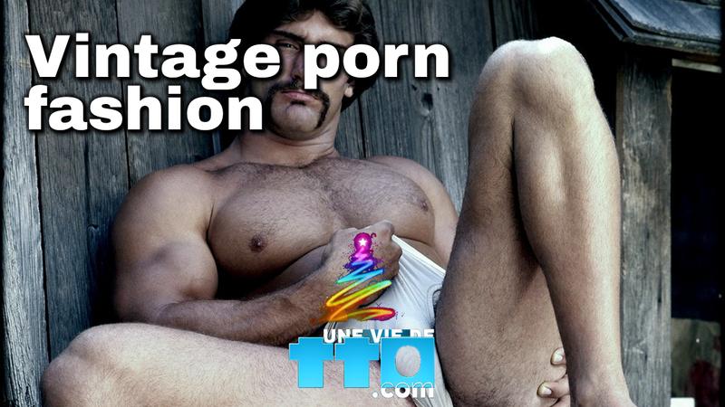 Vintage porn fashion