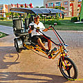 Bici taxi Electr