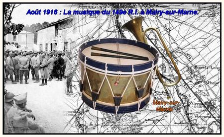 La musique à Mairy-sur-Marne