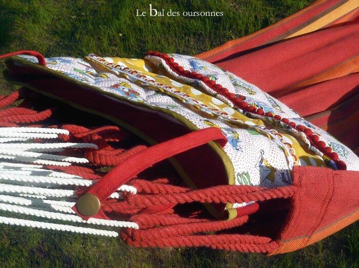 108 Blog Couture DIY Hamac Sac Pochette Pression