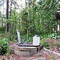 Puumala, le puits