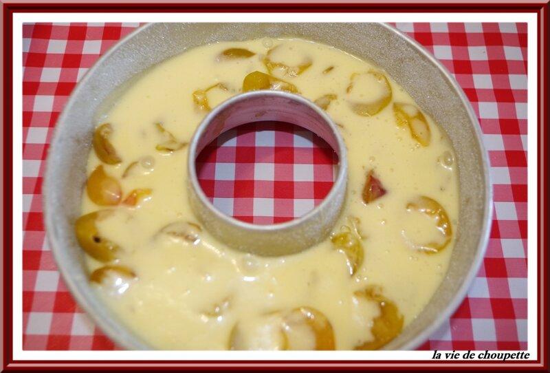 gâteau renversé aux mirabelles caramélisées-3