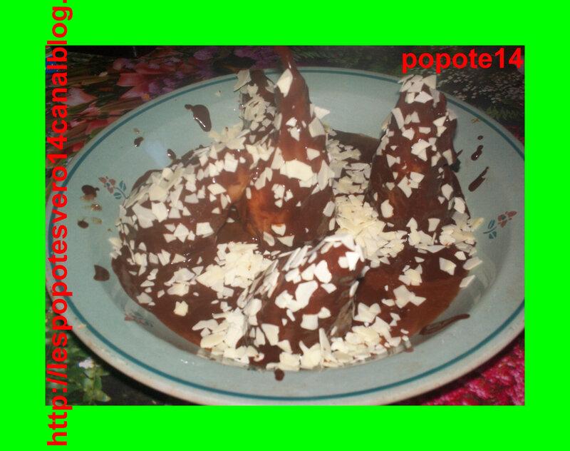 poires au chocolat8