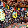 gaia 21 tambours chamaniques dans la yourte
