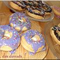 Oh, des donuts!!