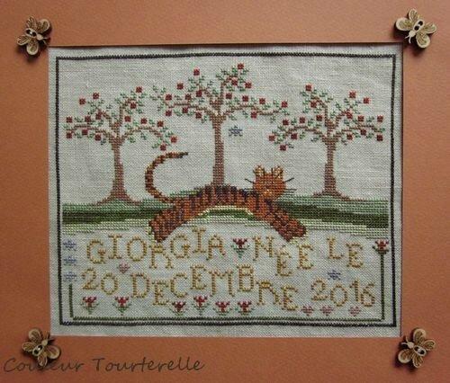 Leaping cat couleur tourterelle 05