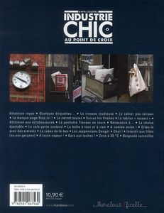 Industrie Chic - 4e couv