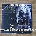 CD promotionnel Wish You Were Here-version anglaise (2011)