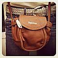 Réception du jour: mon petit sac joli comme un
