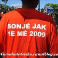 Sonjé Jak 1ier mé 2009