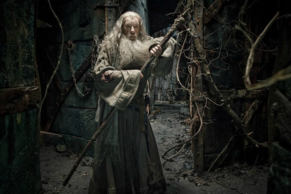 Gandalf The Hobbit The Desolation of Smaug