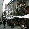 Strasbourg, moi, juillet 2011