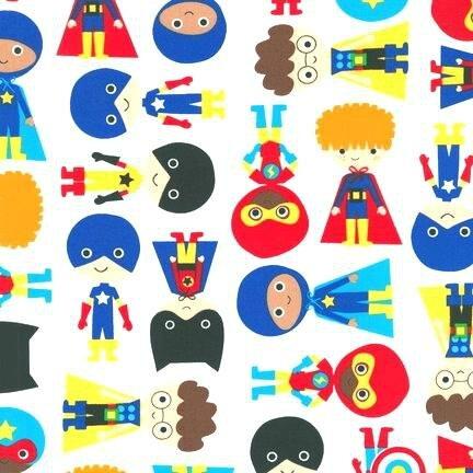supers héros garçons
