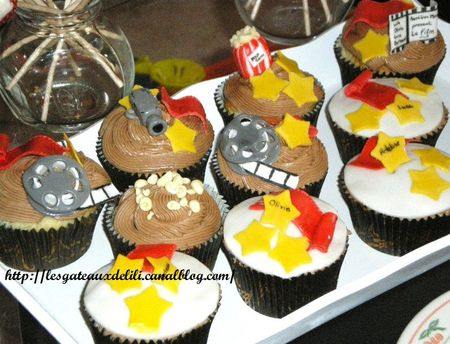 cupcake cinéma