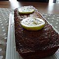 Cake au citron _ pierre hermé...