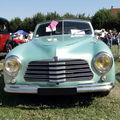 Simca 8 sport carrosserie facel cabriolet - 1951