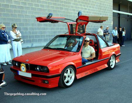 Baur-BMW type TC2 (E30) flügeltürer targa (Regiomotoclassica 2011) 01