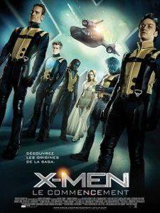 X Men le commencement