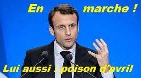 Macron poison avril