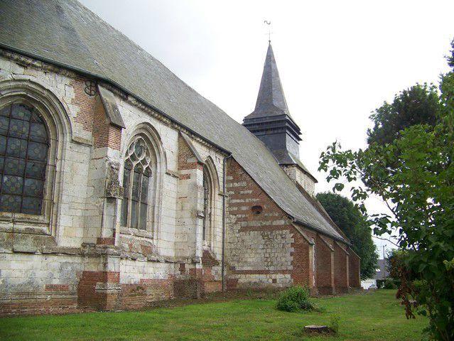 Hescamps Église St Clair (4)