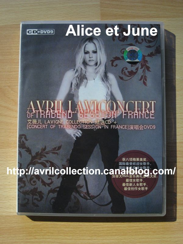 DVD Trabendo Session France-Asie (2008)