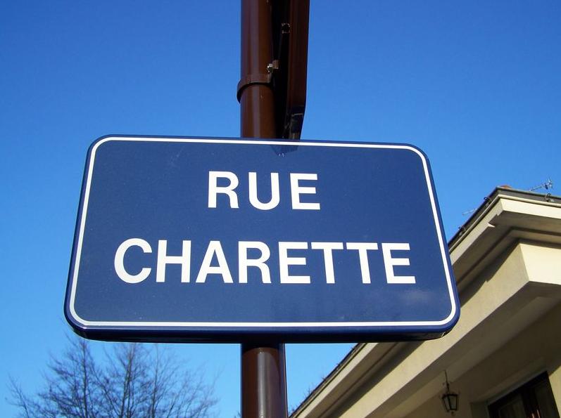 Les Herbiers Rue Charette